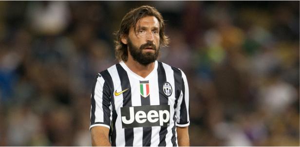 Piłkarz Juventusu Turyn
