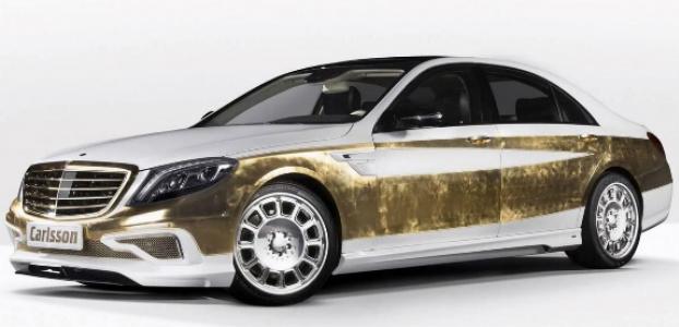 Carlsson Mercedes S-klasa