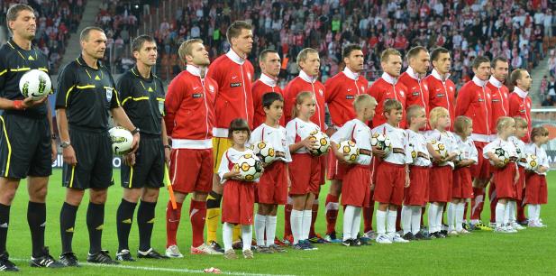 polska drużyna narodowa