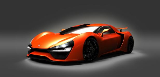 Auto z 2000 końmi mocy