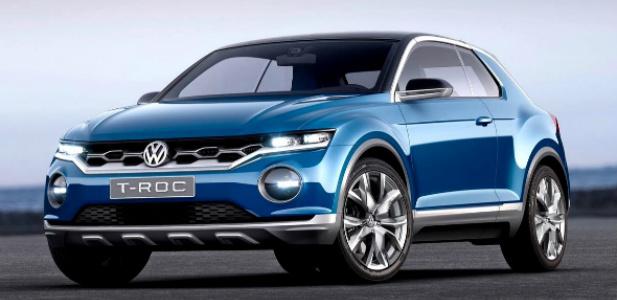 koncept Volkswagena Genewa