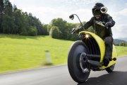 Johammer J1 - najbrzydszy motocykl świata