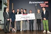 Lenovo pomaga zdolnym ludziom spełniać zawodowe marzenia.