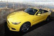 Mustang na 86 piętrze!