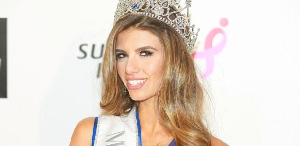 Miss West Coast Vanessa Golub