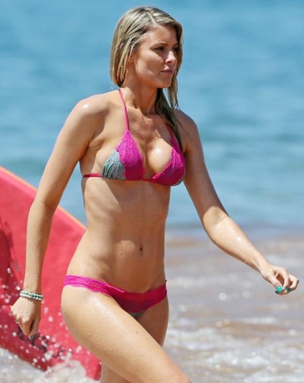 Paige Butcher bikini