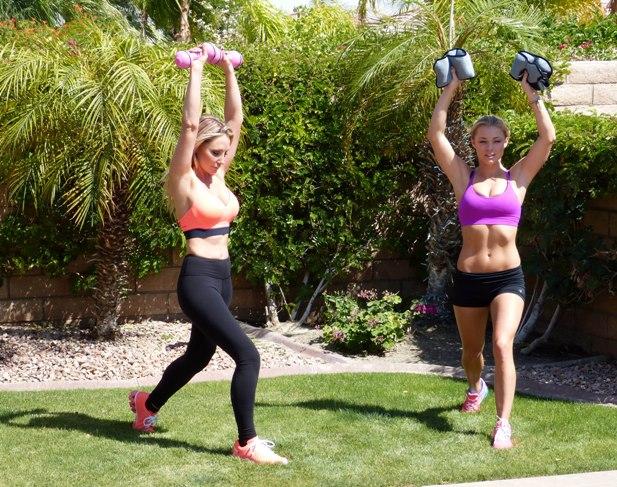Nikki Lund i Nikki Leigh