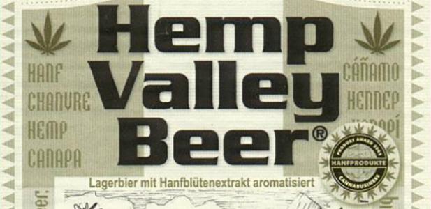 piwo o smaku marihuany