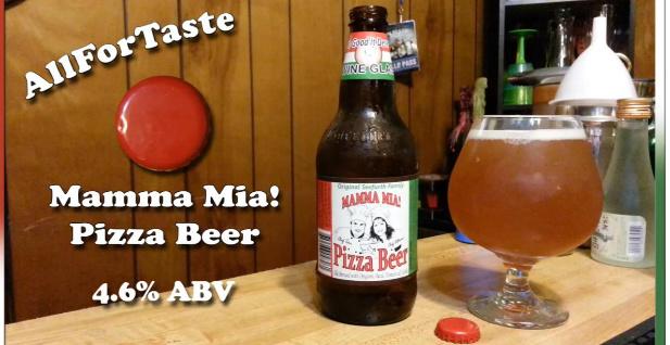 piwo o smaku pizzy