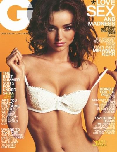 Miranda Kerr GQ