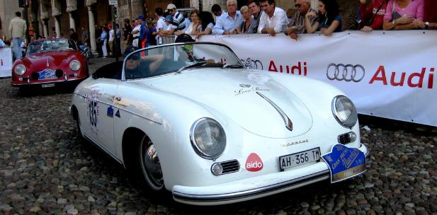 58-letnie Porsche