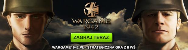Wargame 1942 gra na przeglądarkę