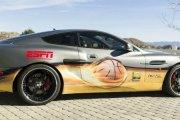 Auto z autografami koszykarzy NBA