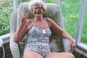 Niegrzeczna babcia z Twittera