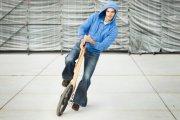Halfbike czyli pół-rower