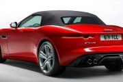 Zmasakrowany Jaguar F-Type