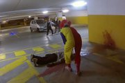 Zabójczy clown!
