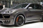 Sportowe Porsche Cayenne!