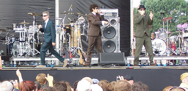 Beastie Boys koncert