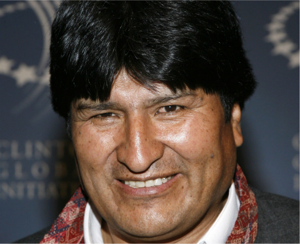 prezydent Boliwii