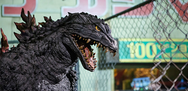 Godzilla 2014 fotka
