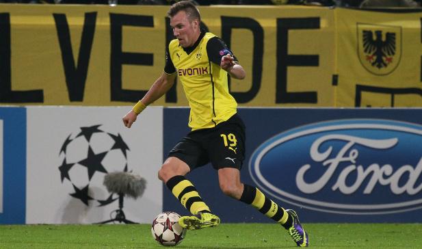 Kevin Grosskreutz Borussia Dortmund
