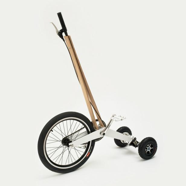 halfbike pół-rower
