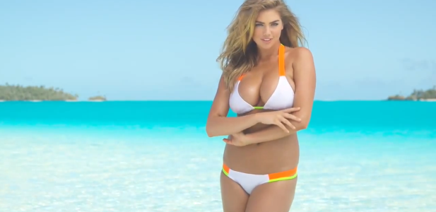 Kate Upton w Sport Illustrated
