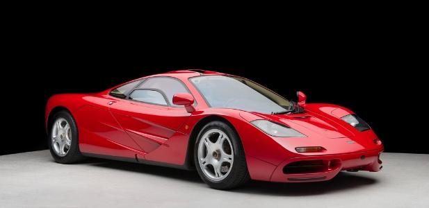 Najdroższy McLaren w historii