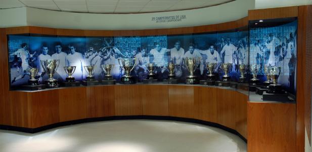 trofea Realu Madryt