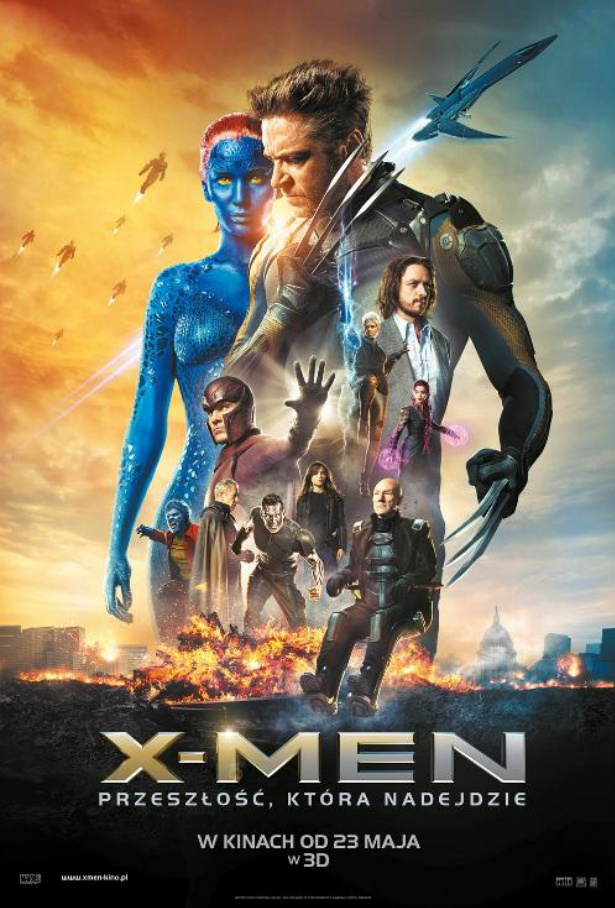 X-men; przeszłość, która nadejdzie