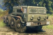 Spintires – sowiecki offroad transportowy