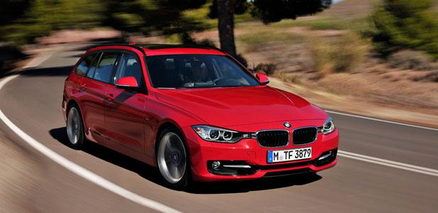 BMW 330d Touring cena