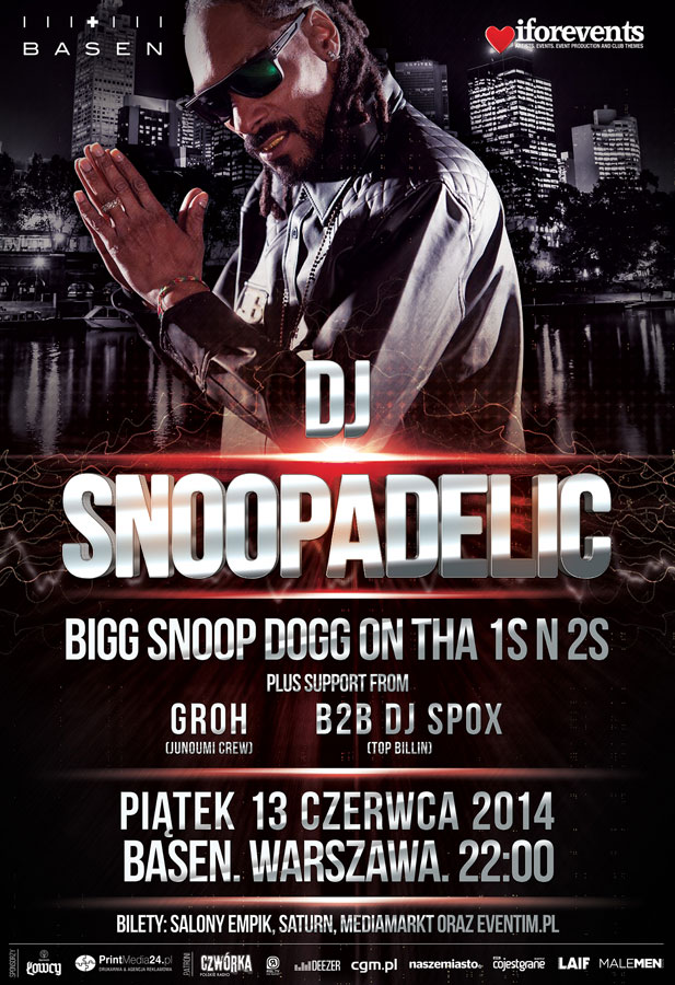 Snoop Dogg koncert
