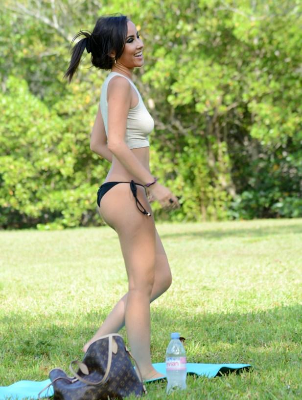 Lisa Opie joga