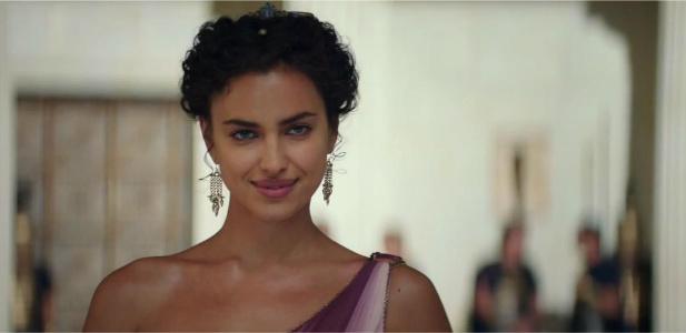 Iryna Shayk Hercules