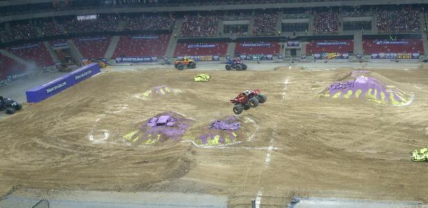 Monster Jam Stadion Narodowy