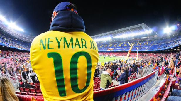 Neymar mundial