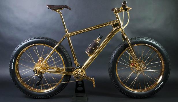 rower za milion dolarów