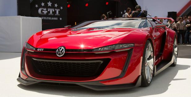 Volkswagen GTI Roadster Gran Turismo