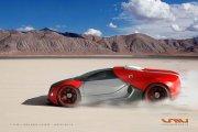 Bugatti o mocy 1500 KM!