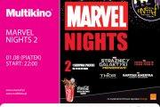 Bilety na ENEMEF: Marvel Nights 2 (1.08)