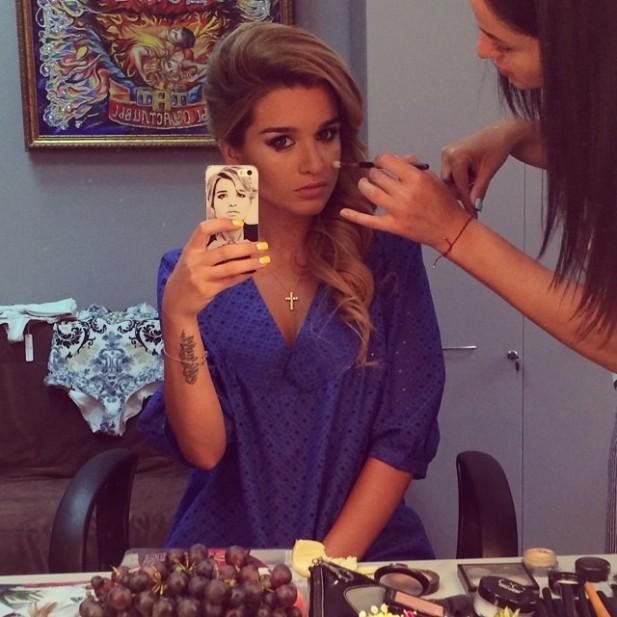 Ksenia Borodina instagram