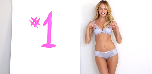 Candice Swanepoel Victorias Secret 2014