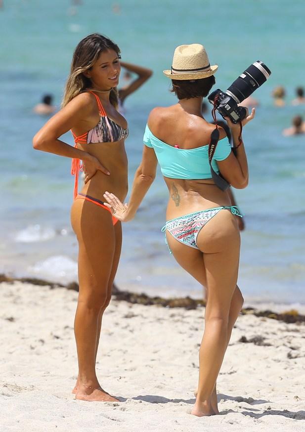 Anastasia Ashley i Logan Fazio