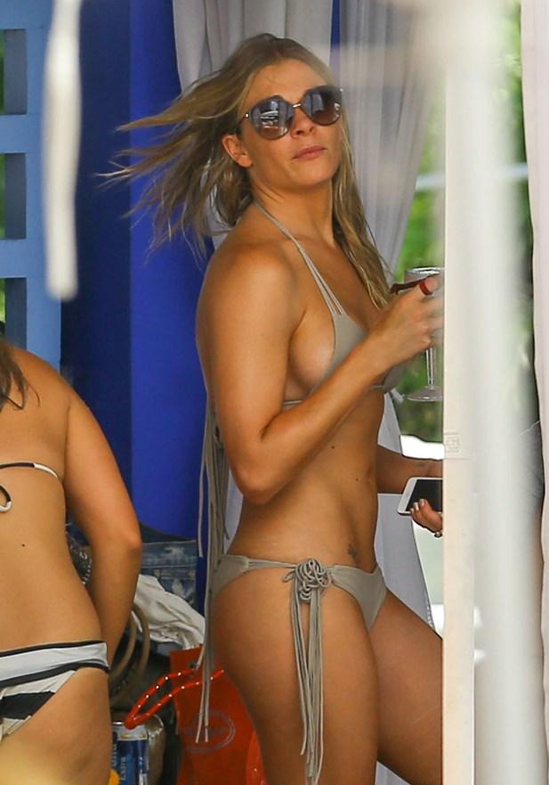 LeAnn Rimes w bikini