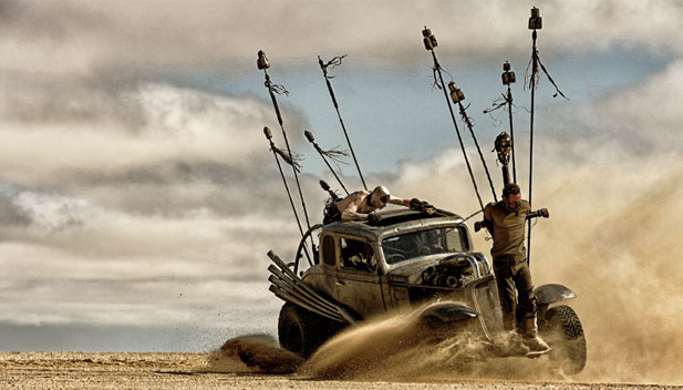 Mad Max: Fury Road zwiastun