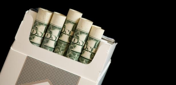 papierosy z dolarów