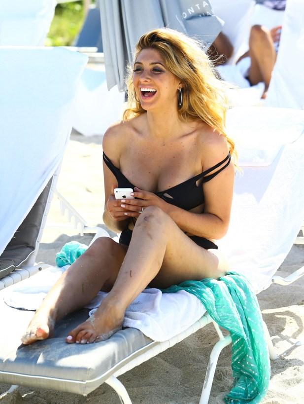 Brittny Gastineau w bikini