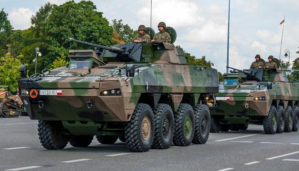 uzbrojenie wojska polskiego